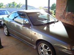 mattthews 1991 Opel Calibra