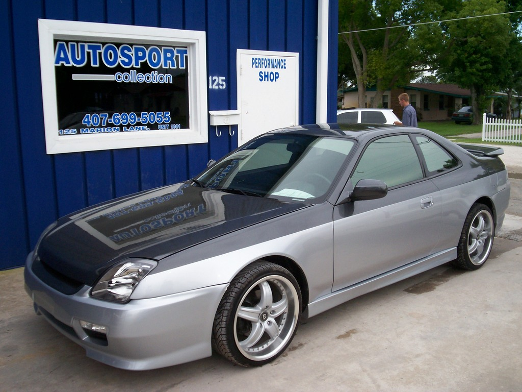 Another sicsc300 2000 Honda Prelude post... - 12153700