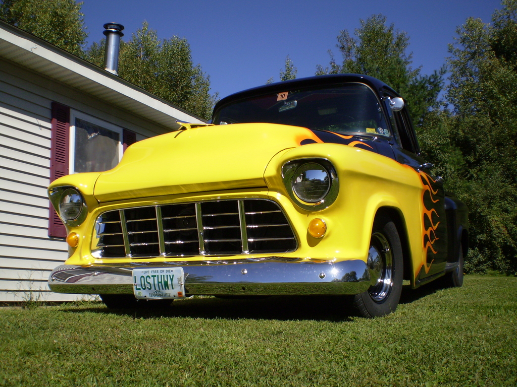 Another classi57 1957 Chevrolet 3100 post... - 12157789