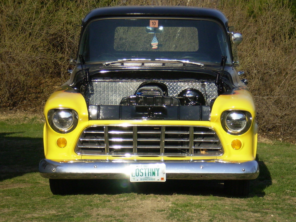 Another classi57 1957 Chevrolet 3100 post... - 12157792