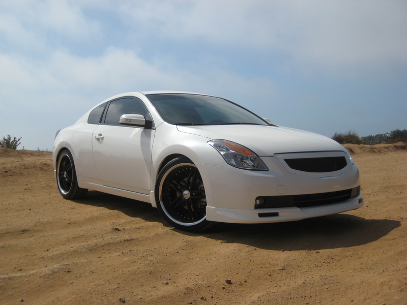 Infantry1327 2008 Nissan Altima Specs Photos Modification Info At
