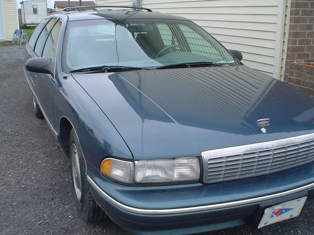 Doctor_Meltdown 1996 Chevrolet Caprice