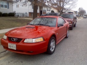 Another ndnboy 2007 Ford Mustang post... - 12153461