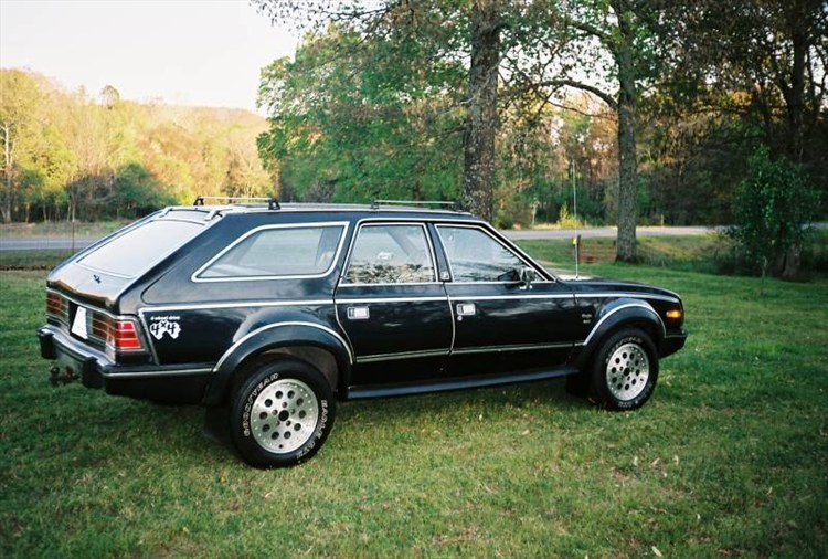 Killrail 1987 AMC Eagle 2922851