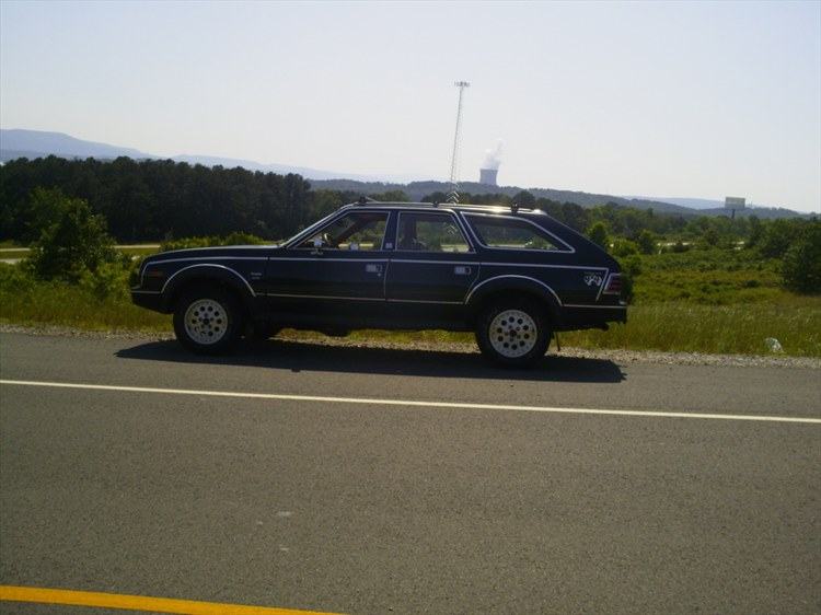 Killrail 1987 AMC Eagle 12155601