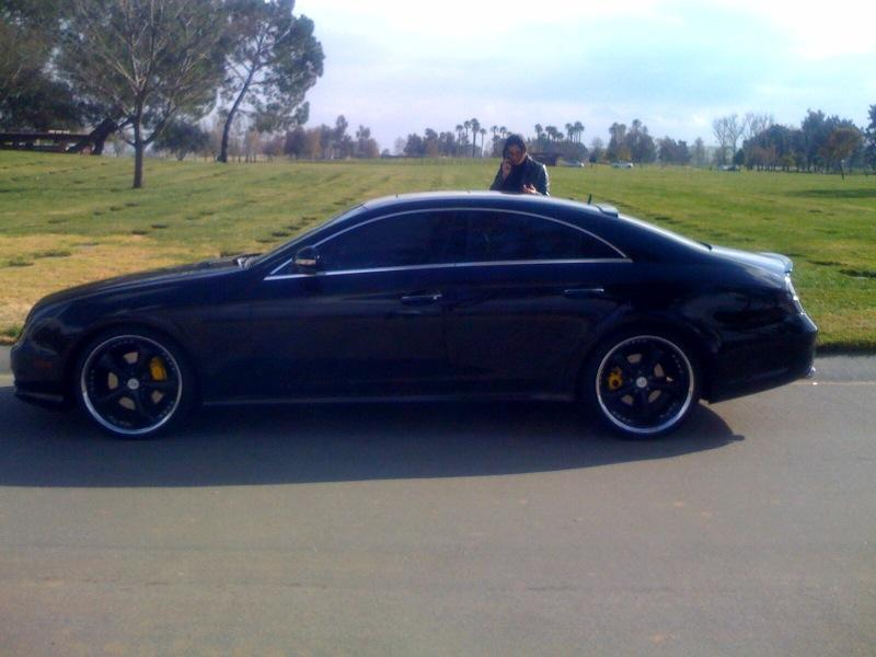 Another 1BadCLS 2006 Mercedes-Benz CLS-Class post... - 12155331
