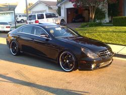 1BadCLSs 2006 Mercedes-Benz CLS-Class