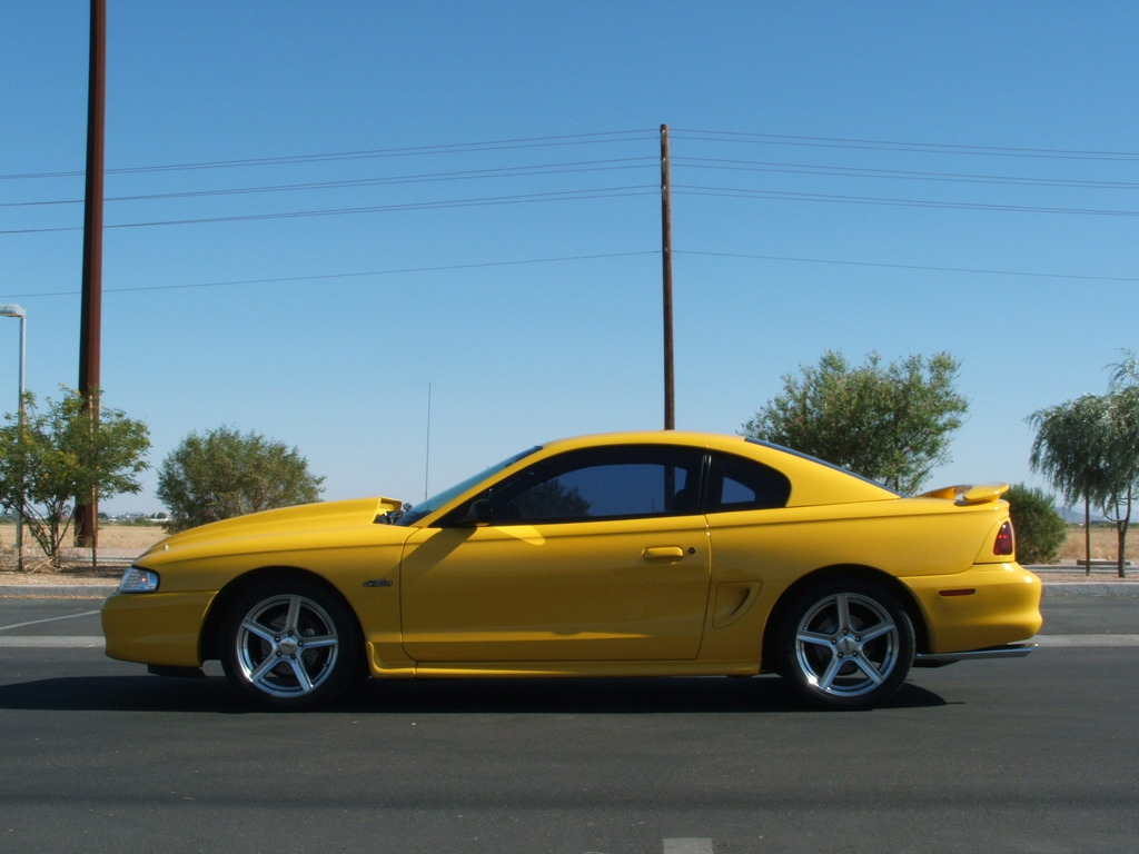 Azyellow98gt 1998 Ford Mustang Specs Photos Modification