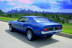 71Flip-Stangs 1971 Ford Mustang
