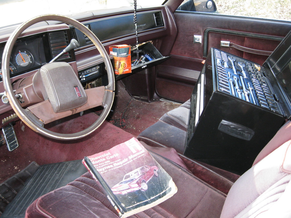 Another Montey 1986 Chevrolet Monte Carlo post... - 12450160