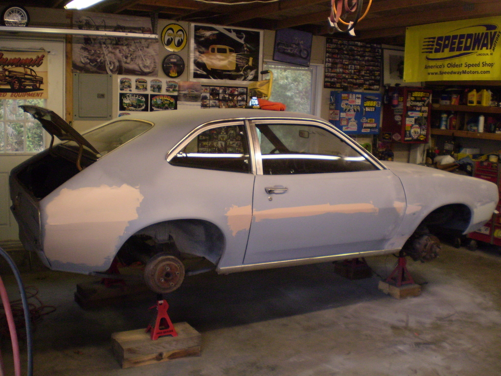 Another classi57 1972 Ford Pinto post... - 12157840