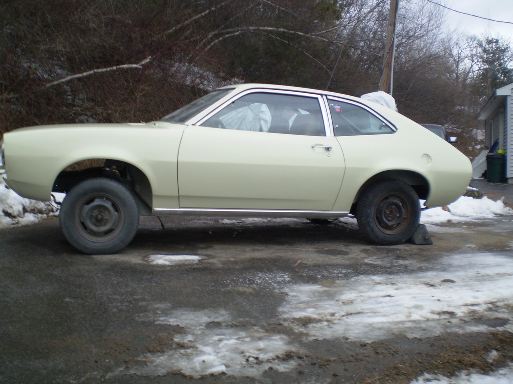 Another classi57 1972 Ford Pinto post... - 12157844
