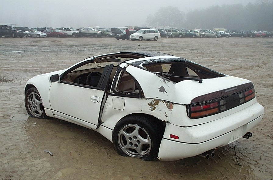 Nissan 300zx Aftermarket Parts Nissan 300zx Z32 Twin Turbo