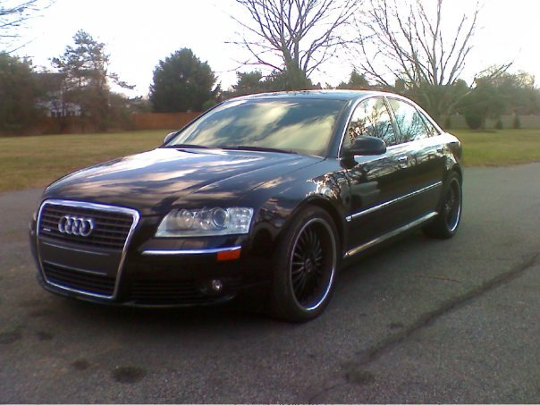Mc Audi A Specs Photos Modification Info At CarDomain - 2006 audi a8