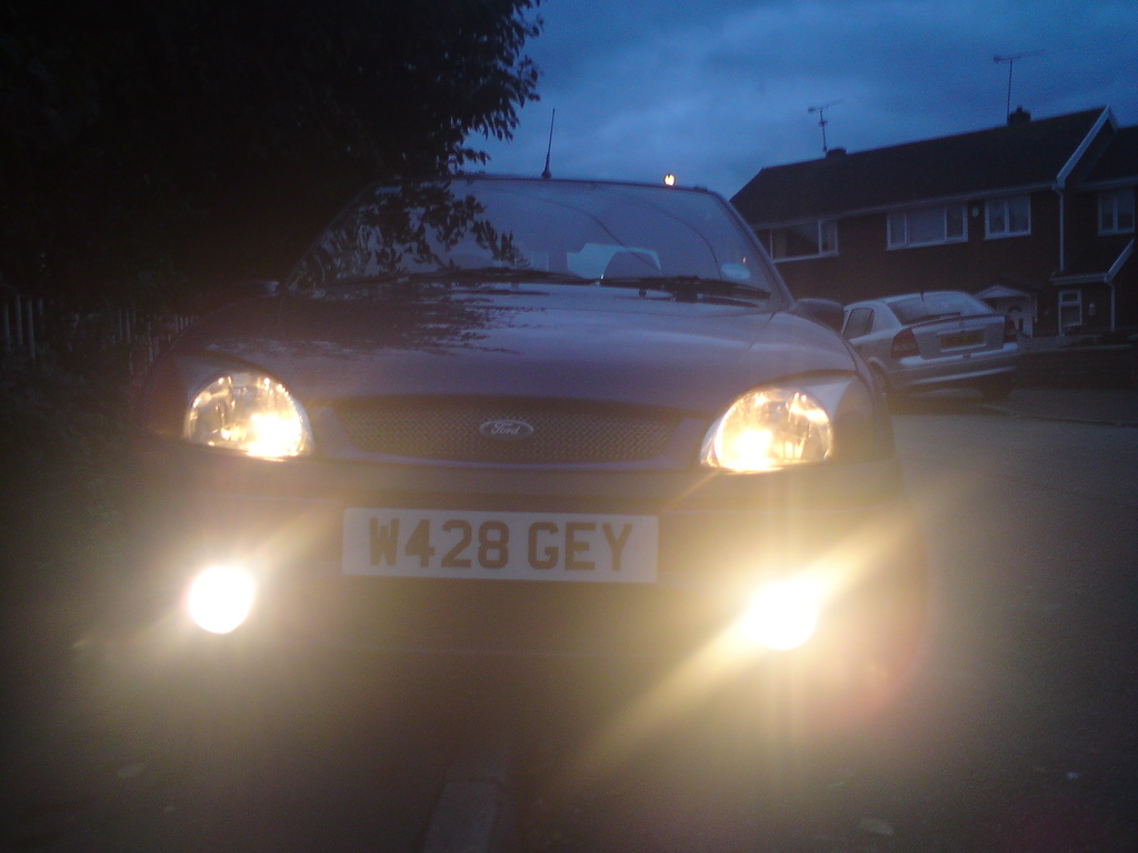 Another MerseyBlue 2000 Ford Fiesta post... - 13552484