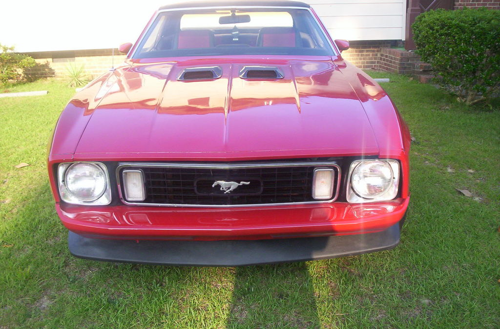 Another C-Rod12 1973 Ford Mustang post... - 12161437