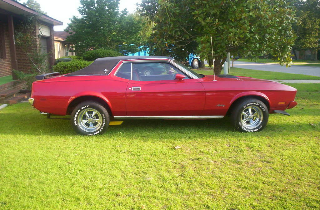 Another C-Rod12 1973 Ford Mustang post... - 12161438