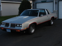 Ride_The_Litnings 1984 Oldsmobile Hurst/Olds