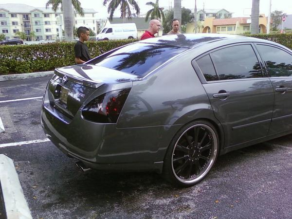Soldout712 2004 Nissan Maxima Specs Photos Modification Info At