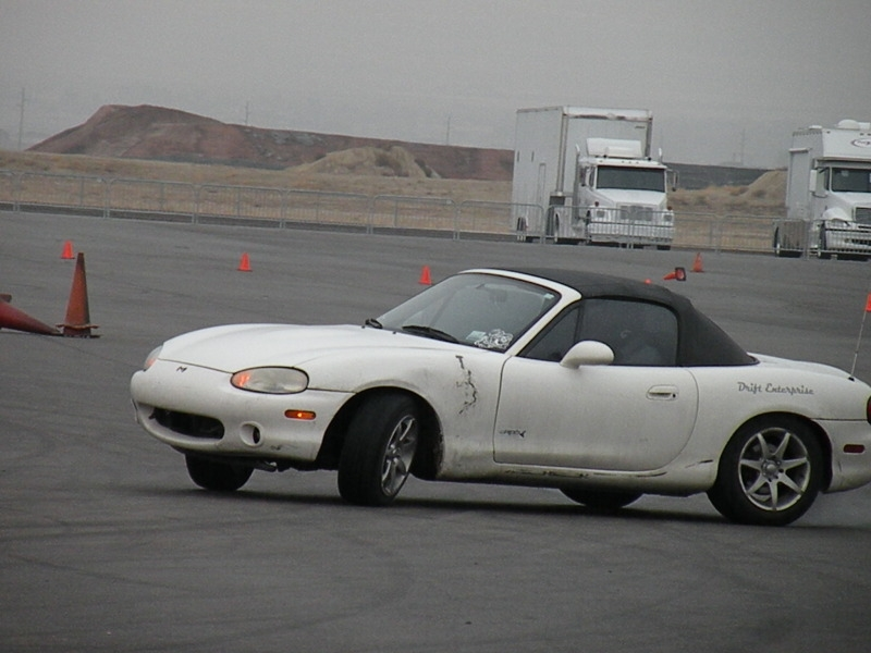 mazda miata drift. UPDATE FROM FEB 7th DRIFT