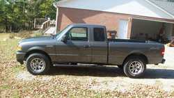 bad09rangers 2009 Ford Ranger Regular Cab