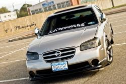 J-KEYZs 2002 Nissan Maxima