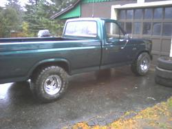 bdaleredneck1087s 1985 Ford F150 Regular Cab