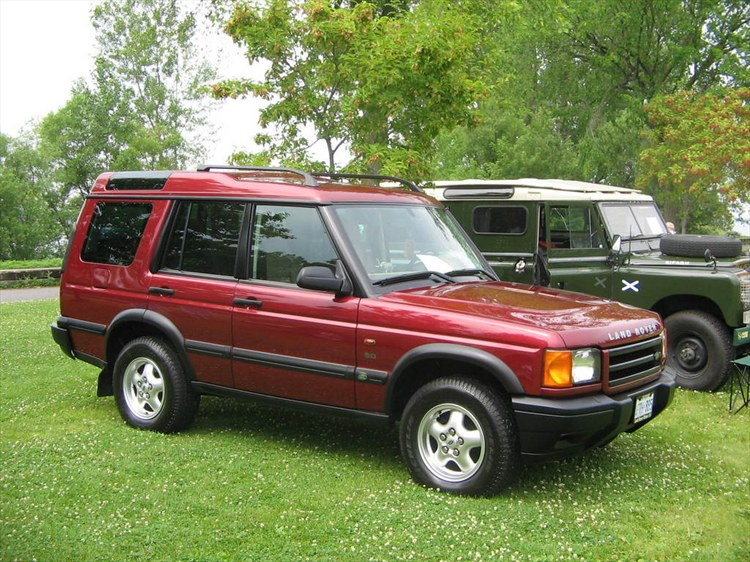 2001 discovery land photo rover toyota. Black Bedroom Furniture Sets. Home Design Ideas