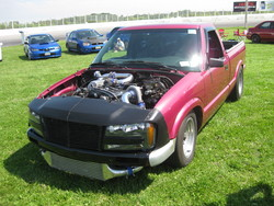 kevwas 1995 Chevrolet S10 Regular Cab