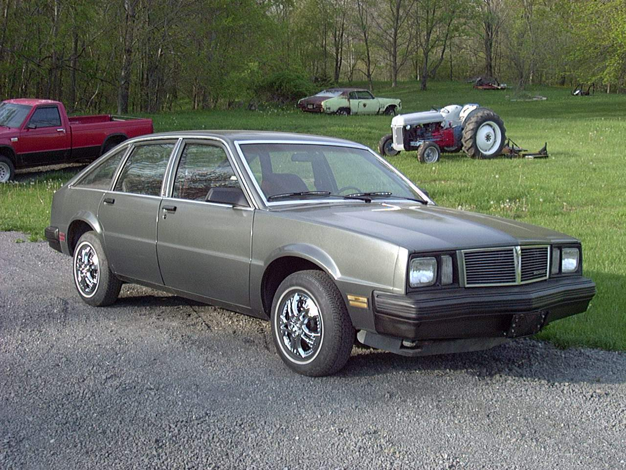 Another XRedRavenX 1984 Pontiac Phoenix post... - 12738619