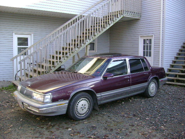 buickultra89 1989 buick park avenue specs photos modification info at cardomain cardomain