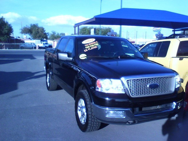 04_Ford_24s 2004 Ford F150 Regular Cab 12169704