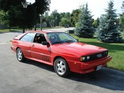 hockley_coupes 1983 Audi Coupe