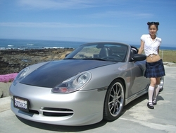 00BoxsterSs 2000 Porsche Boxster