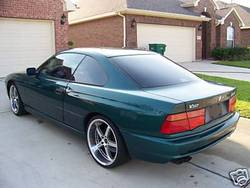 MAX850is 1992 BMW 8 Series