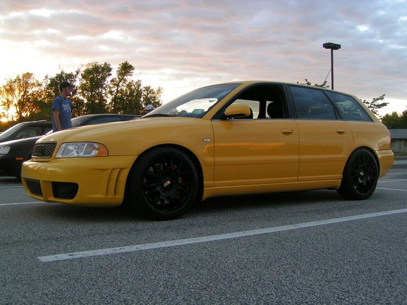 Bikerboy93 2001 Audi S4 Specs Photos Modification Info
