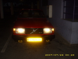 bruno245wagon 1989 Volvo 200-Series