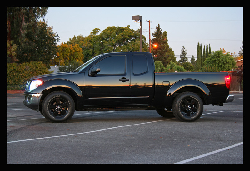 2008 Nissan Frontier Extended Cab >> SuperBlack08 2008 Nissan Frontier Regular Cab Specs, Photos, Modification Info at CarDomain