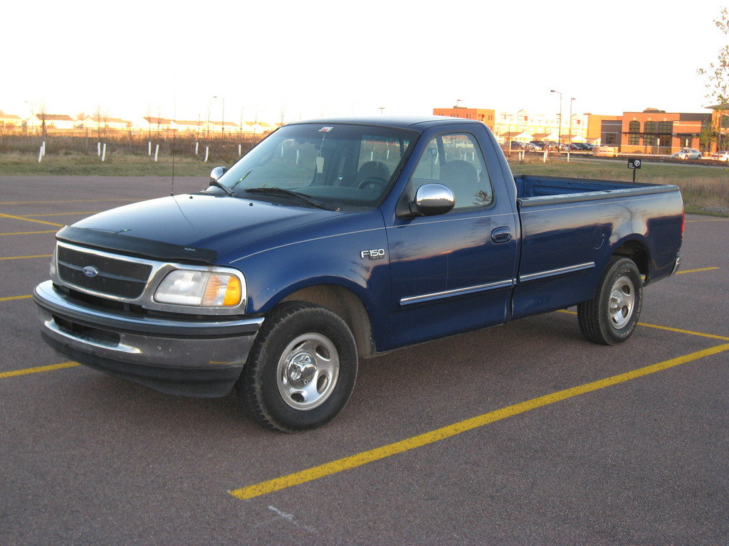 mr stang 1997 ford f150 regular cab specs photos modification info at cardomain. Black Bedroom Furniture Sets. Home Design Ideas
