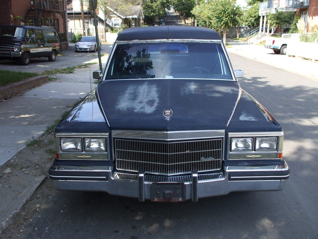 Mortichia 1985 Cadillac Fleetwood Specs Photos Modification Info