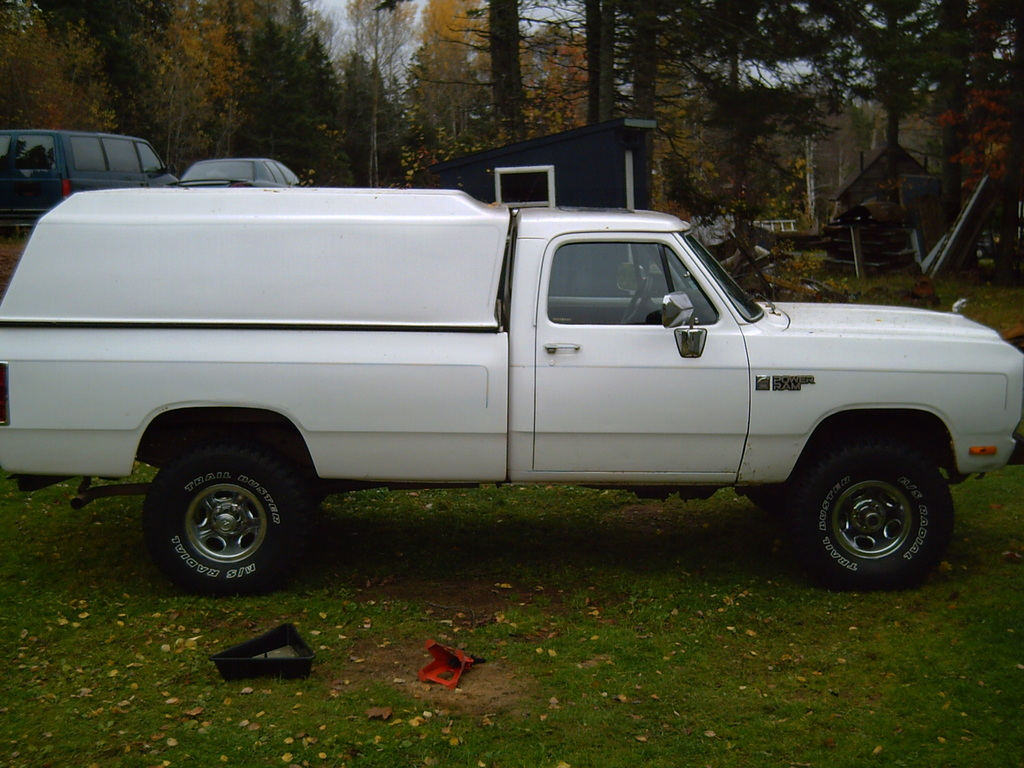 pei-tsi's 1989 Dodge Power Ram