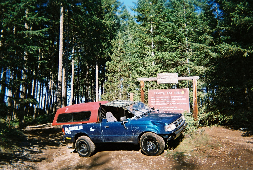 SuaveMatt101's 1993 Ford Ranger Regular Cab