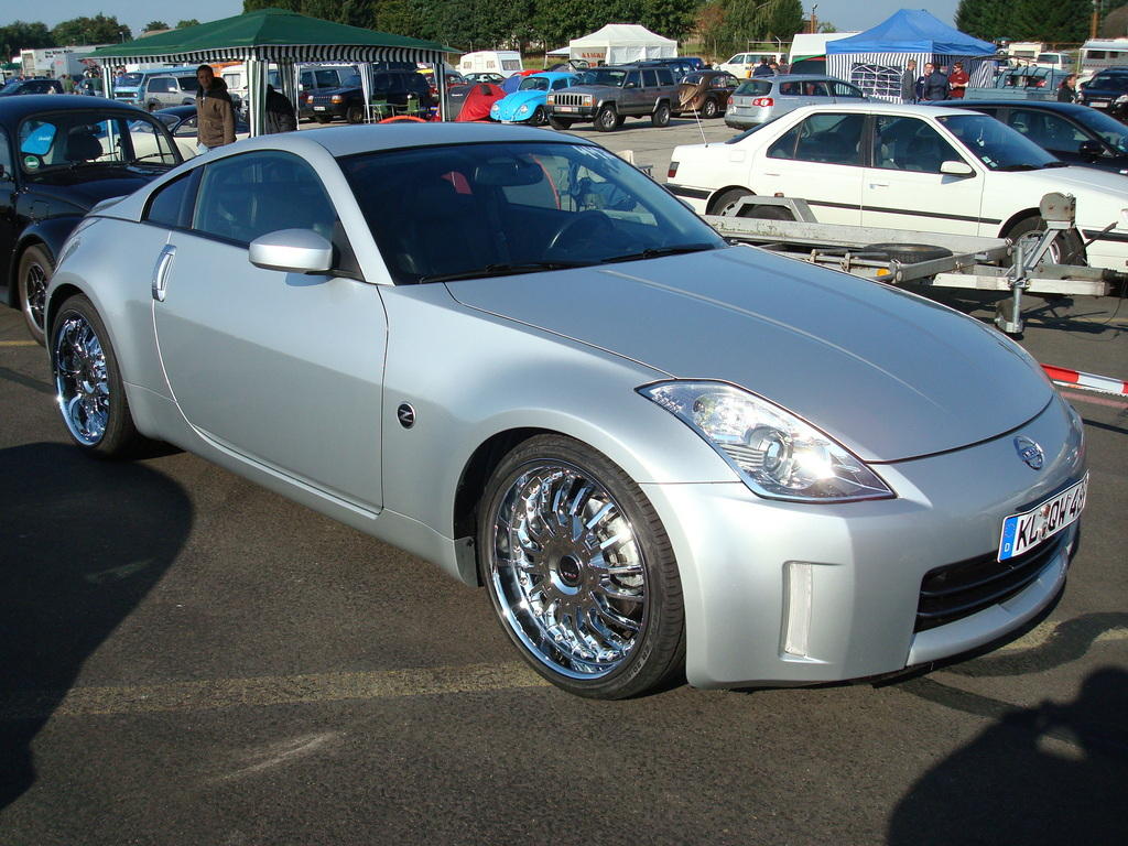 mike38 2006 nissan 350z specs photos modification info. Black Bedroom Furniture Sets. Home Design Ideas