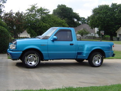 gericgs 1994 Ford Ranger Regular Cab