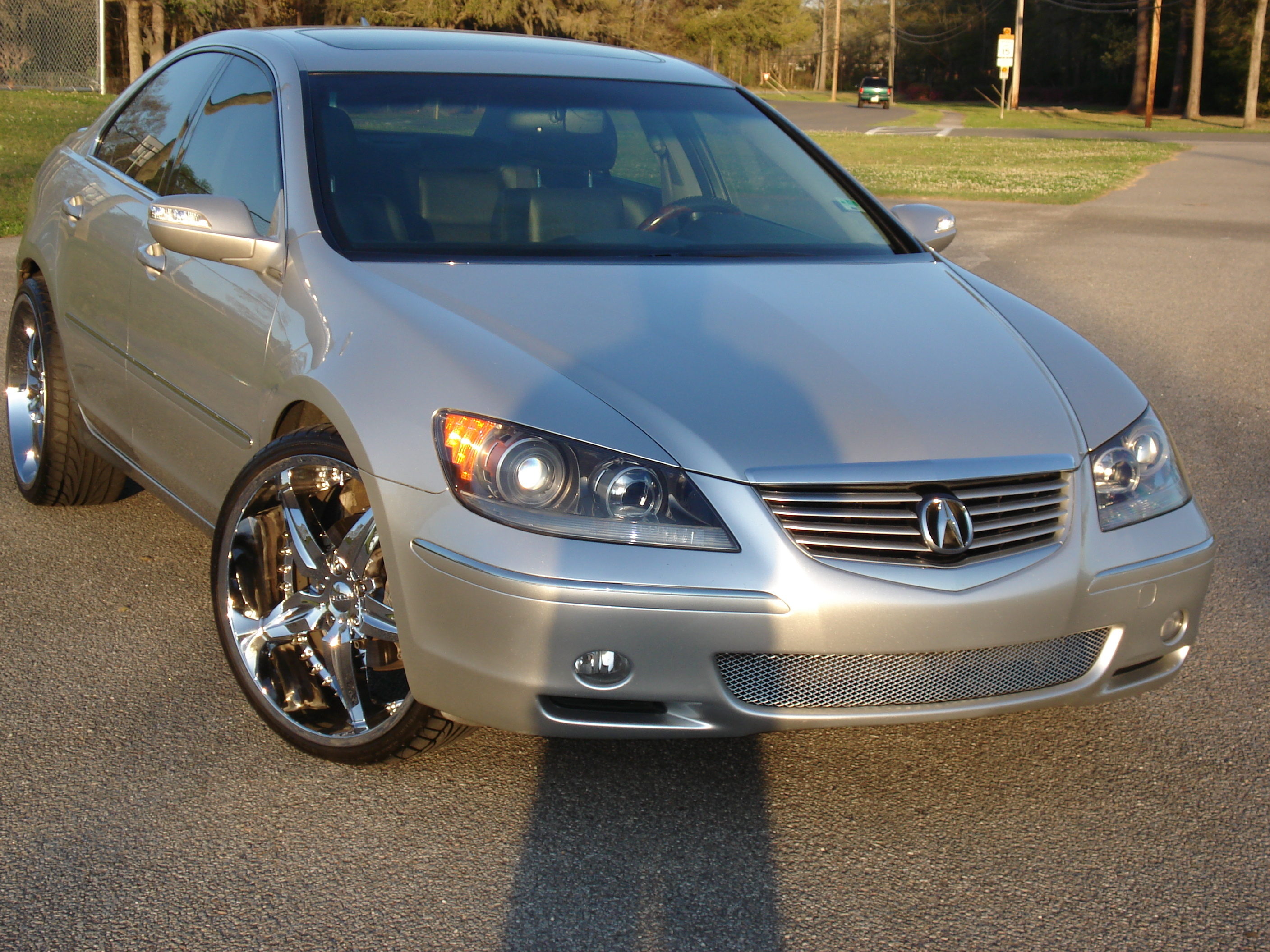 battoh1 2005 acura rl specs photos modification info at cardomain. Black Bedroom Furniture Sets. Home Design Ideas