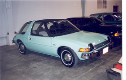 tooscoops 1975 AMC Pacer