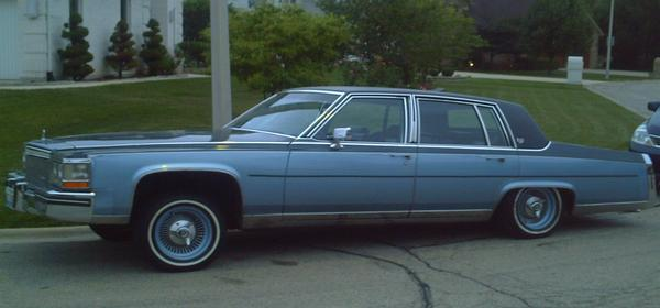 031586 1985 Cadillac Fleetwood Specs Photos Modification Info at