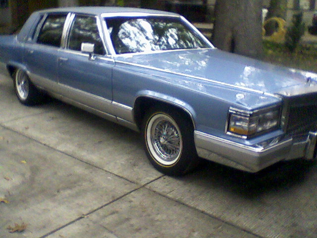 Another DetroitBigRide 1991 Cadillac Fleetwood post... - 12181679
