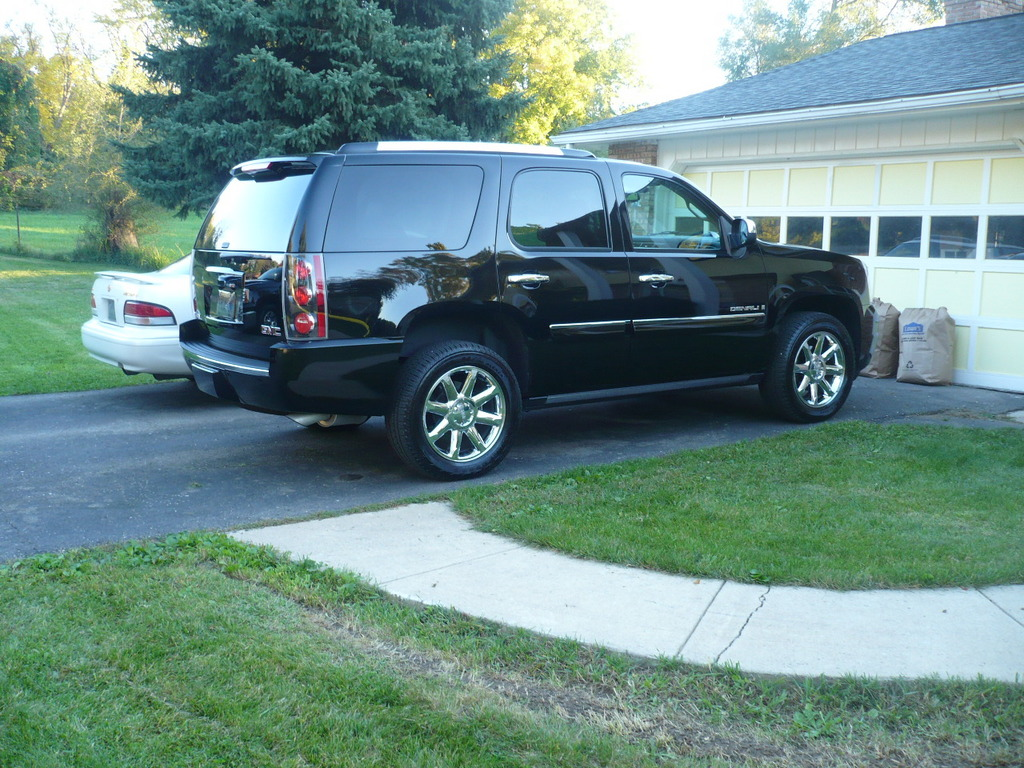 Another three6tay 2008 GMC Yukon Denali post... - 13551918