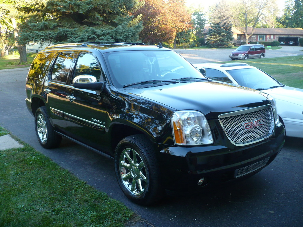 Another three6tay 2008 GMC Yukon Denali post... - 13551919